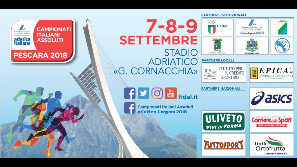 Fidal It Calendario.Campionati Italiani Assoluti Pescara 2018 Blog Archive